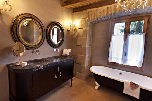 Superior Doppel- oder Zweibettzimmer La Vella Farga Hotel 10