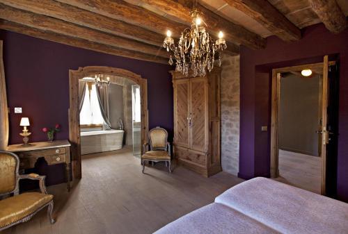 Habitación Doble con vistas a la montaña - 1 o 2 camas - No reembolsable La Vella Farga Hotel 7