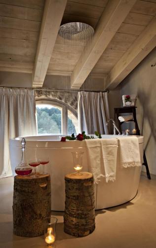 Suite mit Bergblick La Vella Farga Hotel 1