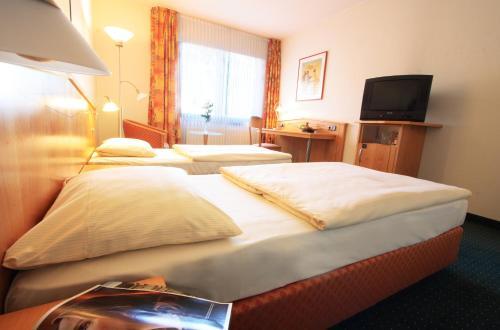 Hotel Panorama Hamburg-Billstedt photo 2