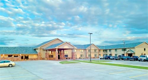 Photo of AmericInn Lodge & Suites Hotel Bed and Breakfast Accommodation in Caledonia Minnesota