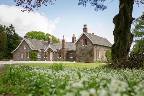 Orroland Lodge, Kirkcudbright
