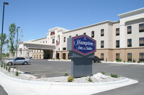 Hampton Inn And Suites Riverton Wy