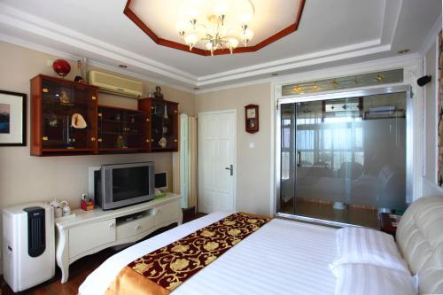 Delux Double Room with Balcony and Sea View