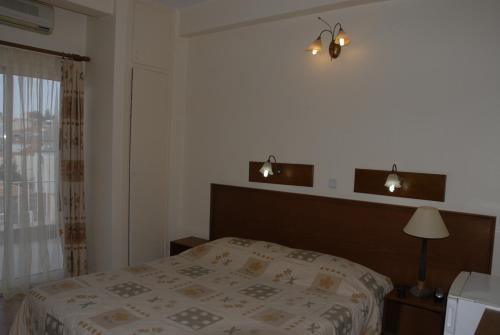 Double Room Double Bed with Sea View