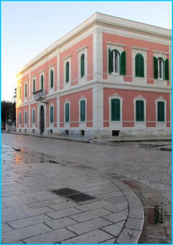 Отель Palazzo De Giorgi B&B 0 звёзд Италия