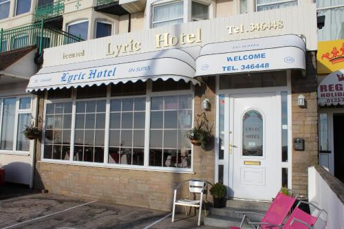 Отель Lyric Hotel 0 звёзд Соединенное Королевство