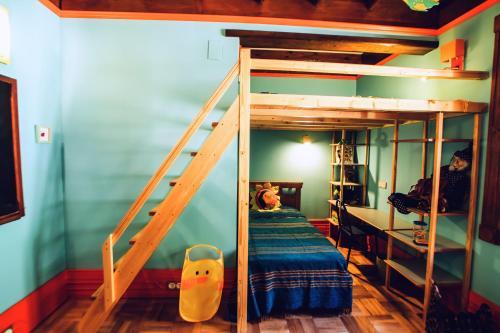 Habitación Doble Deluxe Juan Valiente 9
