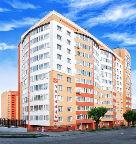 Отель Hostel Pyatnitsa 0 звёзд Россия