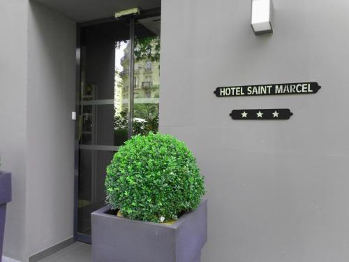Hôtel Saint Marcel
