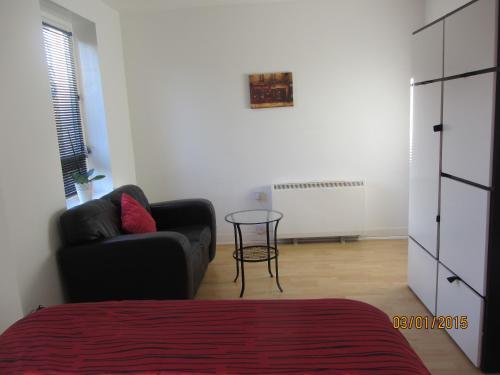 Claremont Court apartment