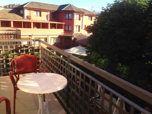 Suite con chimenea y acceso al spa Hotel Del Lago 9
