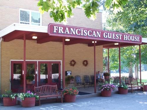 Franciscan Guest House Kennebunk Southern Coast