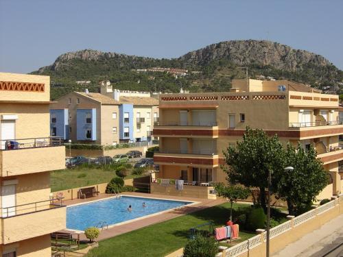 Apartaments Fincasol front view