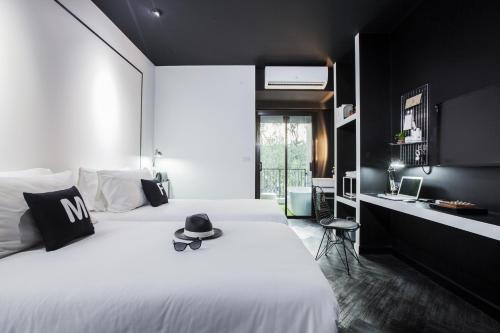 Отель Blu Monkey Hub and Hotel 4 звезды Таиланд