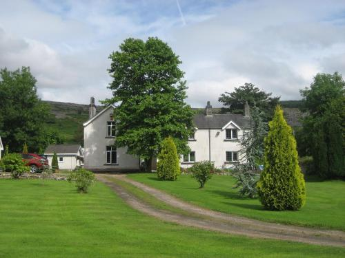 Old Vicarage, The,Ystradgynlais
