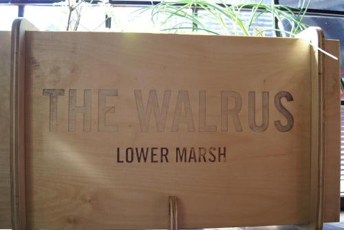 The Walrus Bar and Hostel