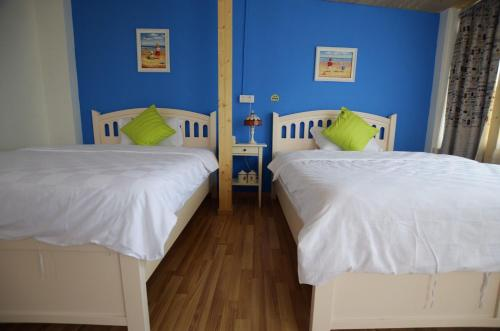 Stort twin rom (Large Twin Room)