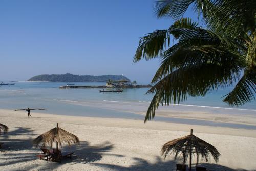 Pleasant View Resort, Ngapali