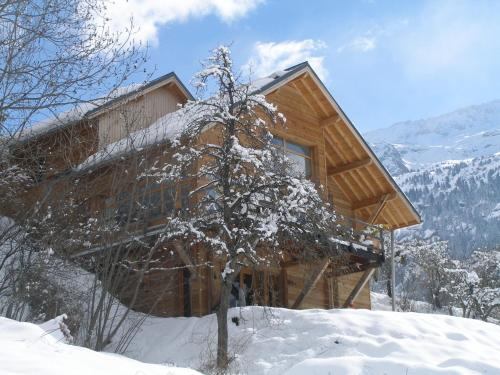 The Vaujany Mountain Lodge