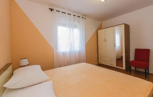 Two-Bedroom Apartment Kastel Gomilica with Sea view 031