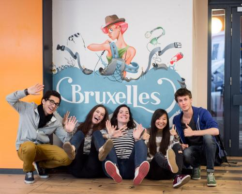 Jacques Brel Youth Hostel