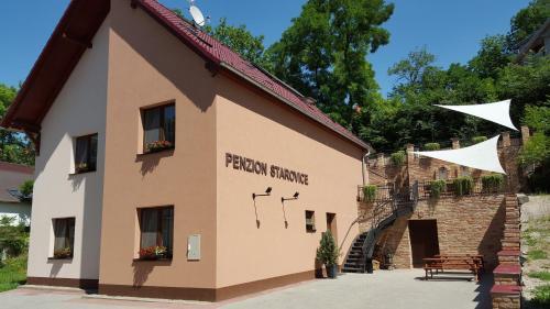 Отель Penzion Starovice 0 звёзд Чешская Республика