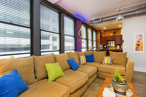 Nashville Smart Lofts staycation