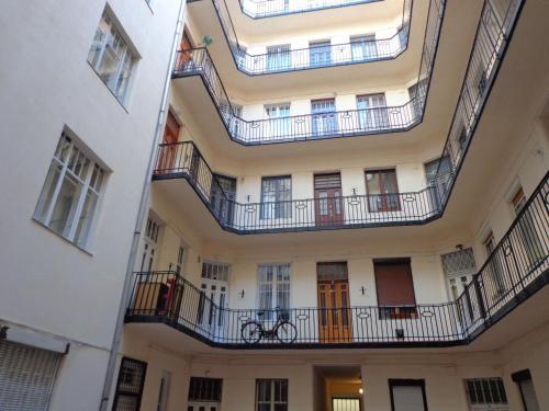 Sissy-Home, 布达佩斯