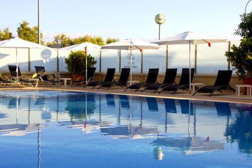 Hotel Sant Jordi front view