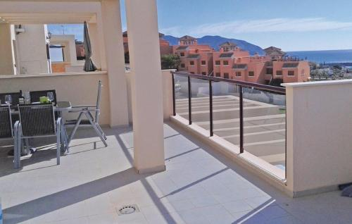 Two-Bedroom Apartment Isla Plana; Cartagena with Mountain View 01