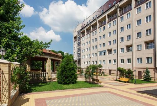 Отель Park Hotel Nadezhda 3 звезды Россия