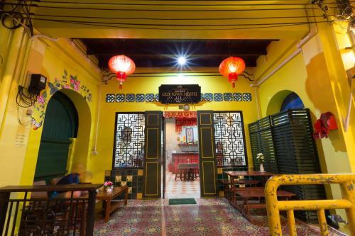 Отель Phuket Old Town Hostel 2 звезды Таиланд