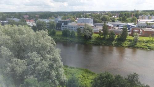 Gaujas ielas apartamenti, Valmiera