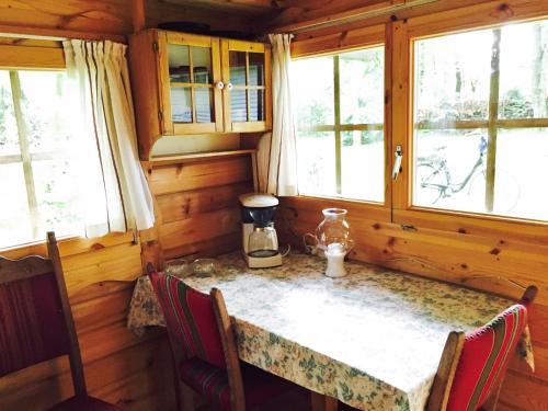 Krogager Primitiv Camping - Krogen