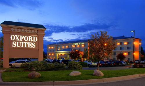 Oxford Suites Spokane Valley Washington