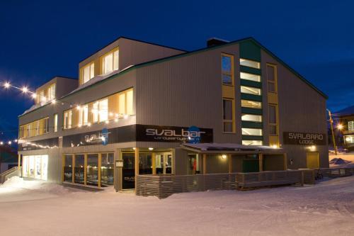HotelSvalbard Lodge