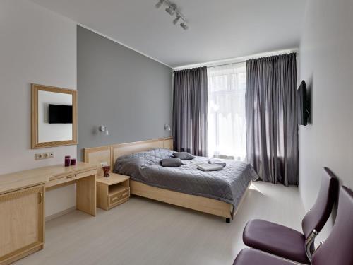 Stay at Minima Vodny Hotel