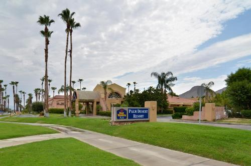 Photo of BEST WESTERN PLUS Palm Desert Resort Hotel Bed and Breakfast Accommodation in Palm Desert California