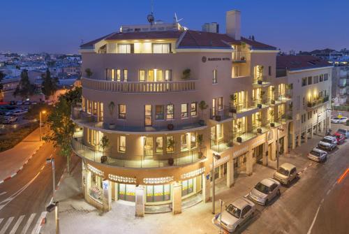 Margosa Hotel Tel Aviv Jaffa, Tel Awiw