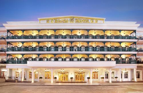 Rocks Hotel, Macao
