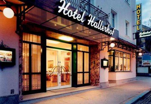 Отель Hotel Hallerhof 0 звёзд Австрия