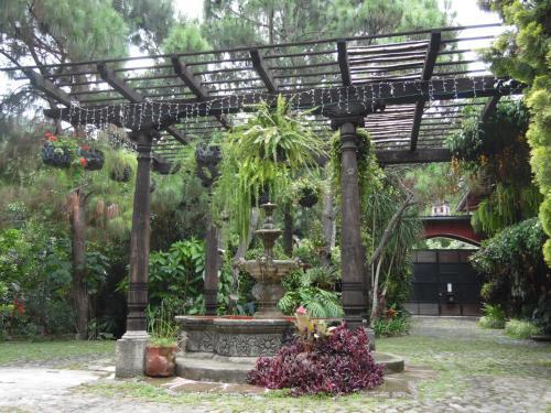 Hotel Santa Ana front view