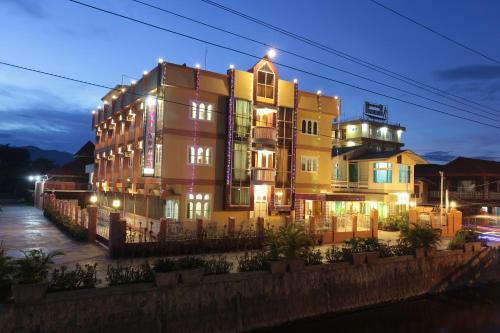 Отель Hupin Hotel (Nyaung Shwe) 2 звезды Мьянма