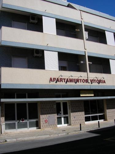 Apartamentos Vitoria Faro Algarve Portogallo