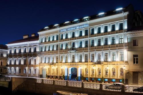 Stay at Kempinski Hotel Moika 22