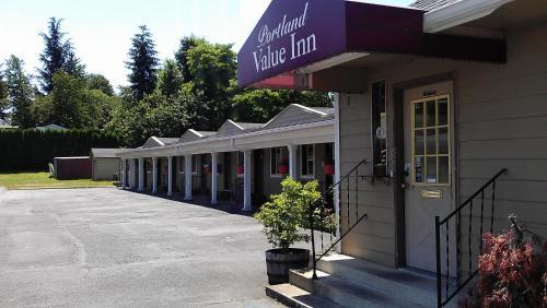 Portland Value Inn Sandy Boulevard OR, 97220