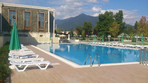 Qafqaz Karvansaray Hotel, Gabala