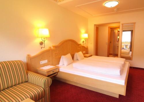 Hotel Garni Larcherhof, Mayrhofen