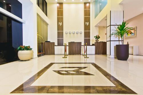 Megal suites hotel, Ciudad del Este